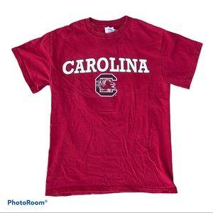 Carolina Gamecocks T-Shirt Sz S Tailgate Harder